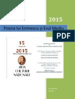 Poezia lui Eminescu și Evul Mediu de Ioan-Aurel Pop