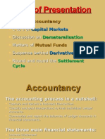 Finance & Accounting PPT