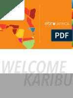 Ebru Africa Programme Catalogue-- ( November 2014 )