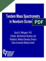 4 Newborn Screening by t Ms