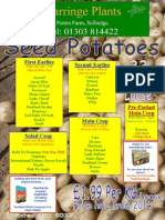 seed potatoes 2015 new