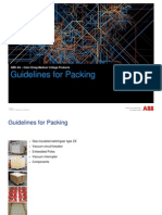 Deabb 2411 - Guidelines for Packing Zx Panels
