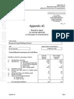024.ASX IAW April 24 2008 Appendix 4C Quarterly