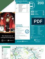 CircleRoute Timetable