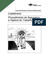 65429260 Apostila Seguranca e Higiene Do Trabalho Senai