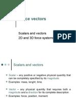 Mechanics Lecture 2