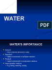 Lecture 2 Water in Foods