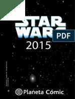Star Wars comics Marvel Planeta 2015