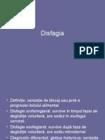 1.Disfagia, BRGE, E.barret, Achalazia- Gastro