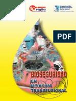 Bioseguridad en Medicina Transfusional