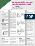 Scientific Poster Advice Purrington