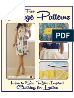 11 Free Vintage Patterns How to Sew Retro-Inspired Clothing for Ladies Free eBook-2