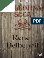Guillotina Seca - Rene Belbenoit