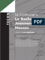 T.aglieri Rinella,LeCorbusier's La Roche-Jeanneret House-DJ39sept2008!84!90