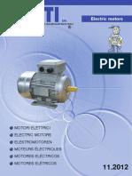 electric motors SITI