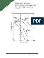 Diseño de Programa de Fracturamiento Hidráulico PET 210