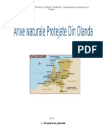Ariile Naturale Protejate Din Olanda