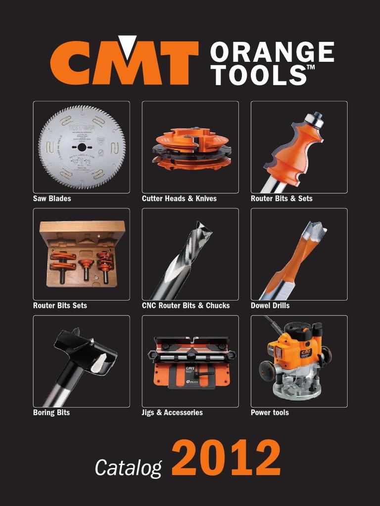 14mm CMT 308.140.12 Dowel Drill 10x20mm Shank Diameter 9//16-Inch Left-Hand Rotation