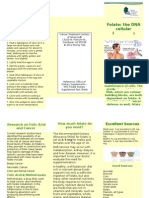 folate brochure