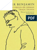 Benjamin, Walter - Origin of German Tragic Drama (Verso, 1998)