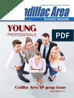 January/February 2015 Cadillac Area Business Magazine
