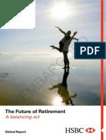 HSBC Future of Retirement - Global Report