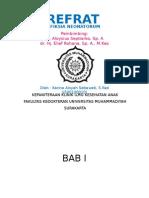 REFRAT Asfiksia Neonatorum
