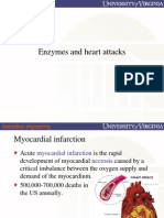 Enzymes and Heart Attacks
