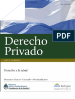 Revista Nro 9 Salud Ministerio de Justicia de la Nación