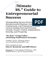 The+Ultimate+No+BS+Guide+to+Entrepreneurial+Success+-+book