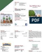 2015-01-18 bulletin