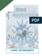 Anais da IX MACCBIO - Ecossistemas Aquáticos