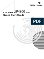 Canon Ip4300 User Guide