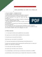 4° Exercices OL Révision générale