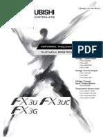 FX3U Analog Control Edition