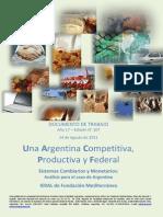 Una Argentina Competitiva Productiva y Federal - IERAL