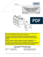 Hydraulikanlage Schmidt Mit PS 5 Ausgabe 18_EN
