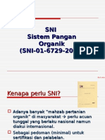 10. SNI Pangan Organik.ppt