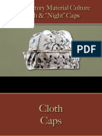 Clothing - Male - Cloth & Night Caps