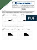 2º Estudo Dirigido Cálculo III