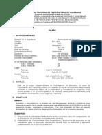 syllabus de Form de proyectos.doc