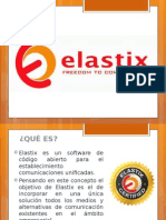 Presentación ELASTIX