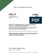 ITU-T G.664