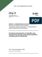 ITU-T G.681