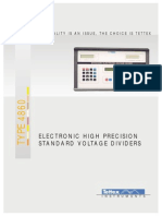 Precision - Divider 4860