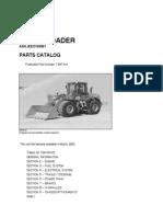 621D Wheel Loader Parts 7-8571-CD