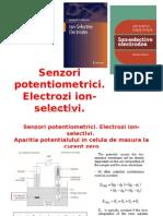 Senzori Potentiometrici