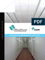 Glasliner Folleto M