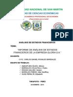 Ee.ff. Analisis de Una Empresa - Original