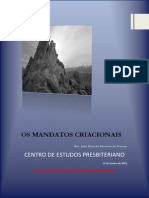 Os Mandatos Criacionais